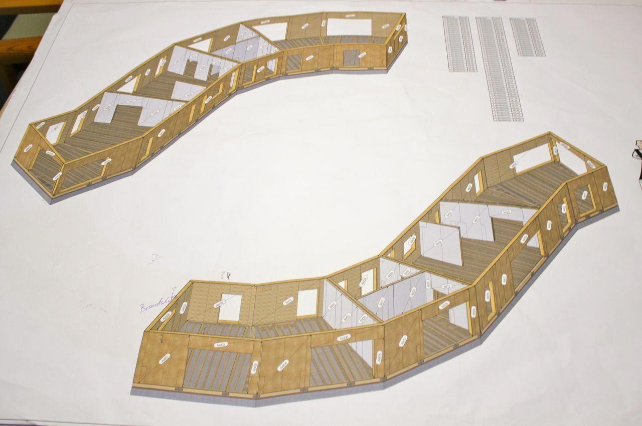 Bauplan Finnholz