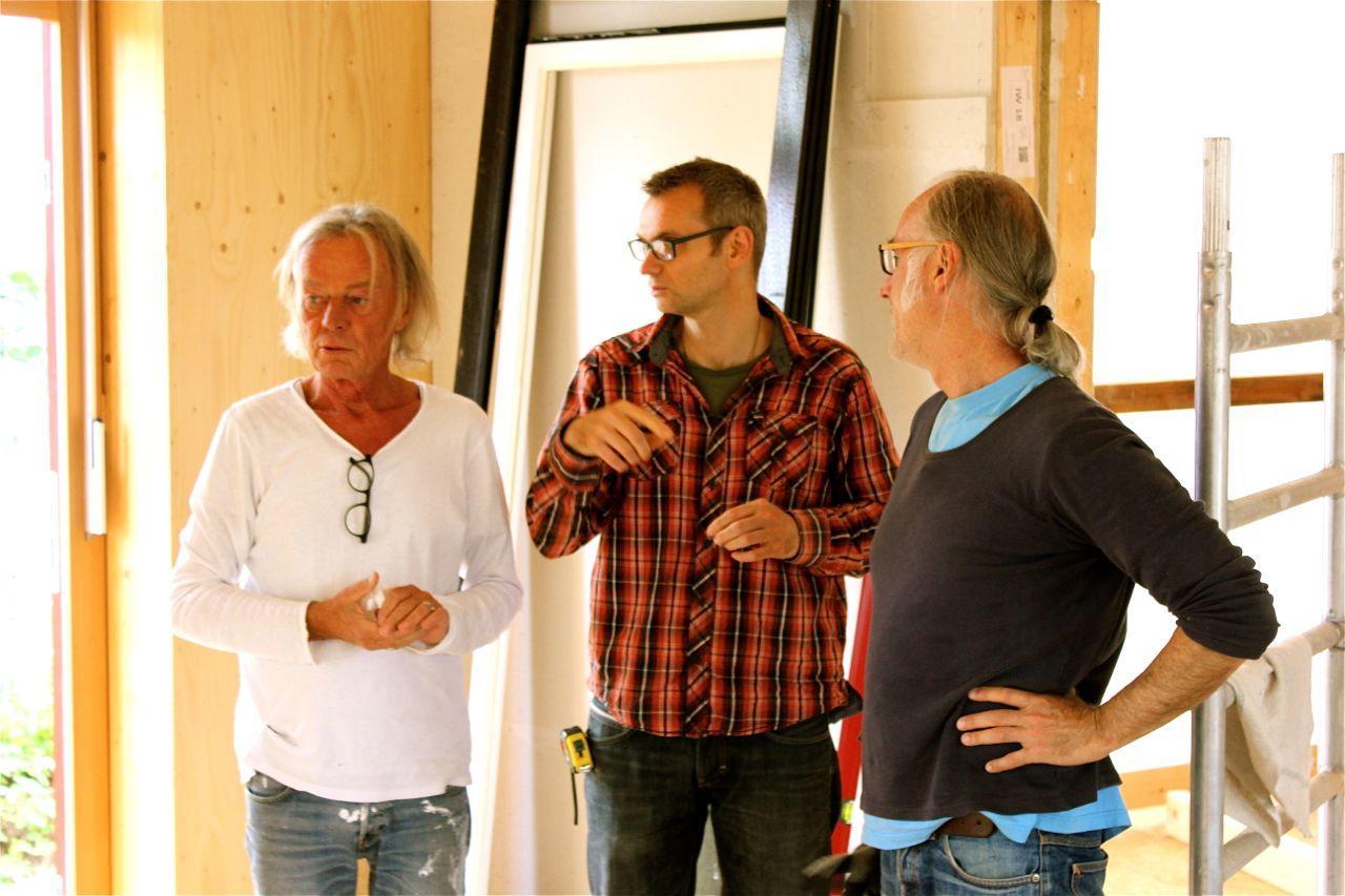 Peter, Henrik & Thomas