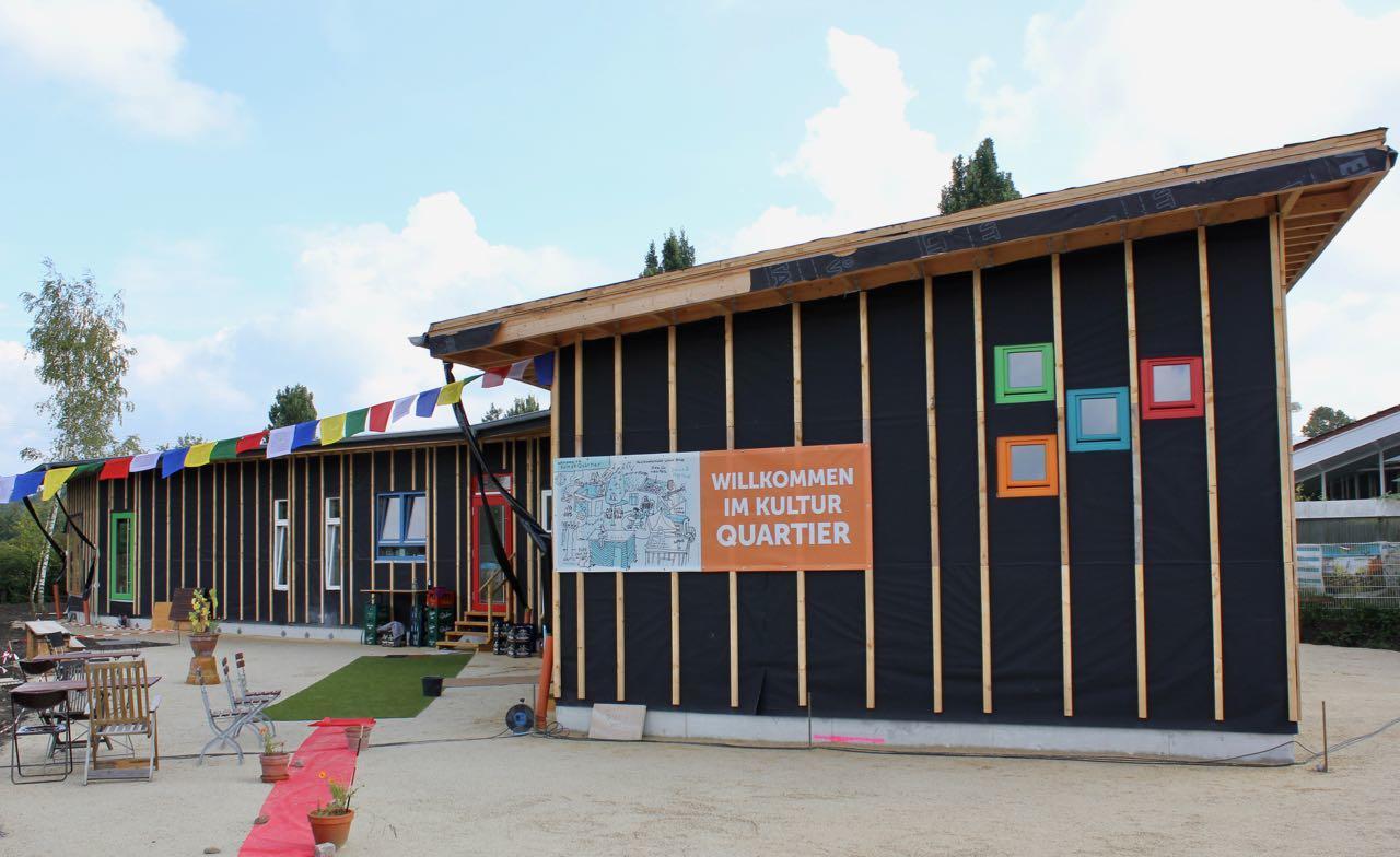 Kulturquartier Eröffnung: 17.Sept.2017
