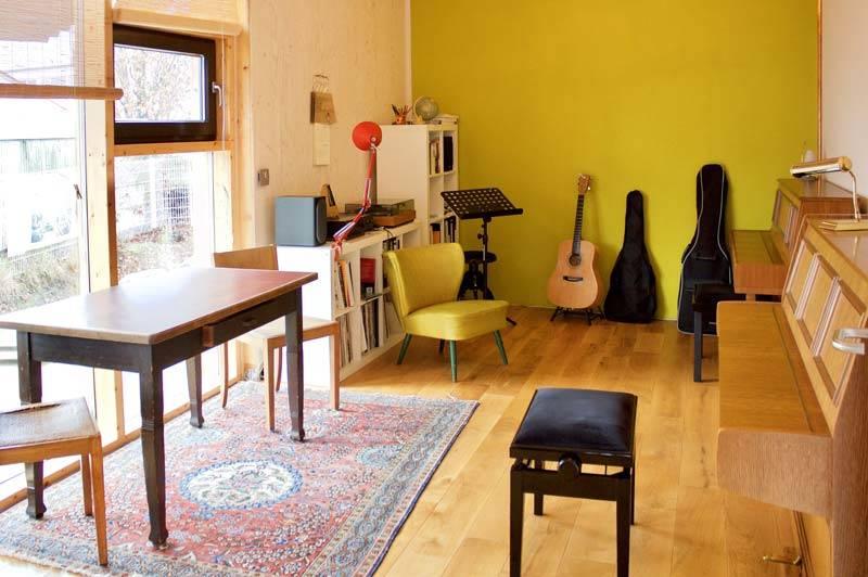 Raum mieten zum Musizieren, Singen, Tanzen, Meditieren - Foto
